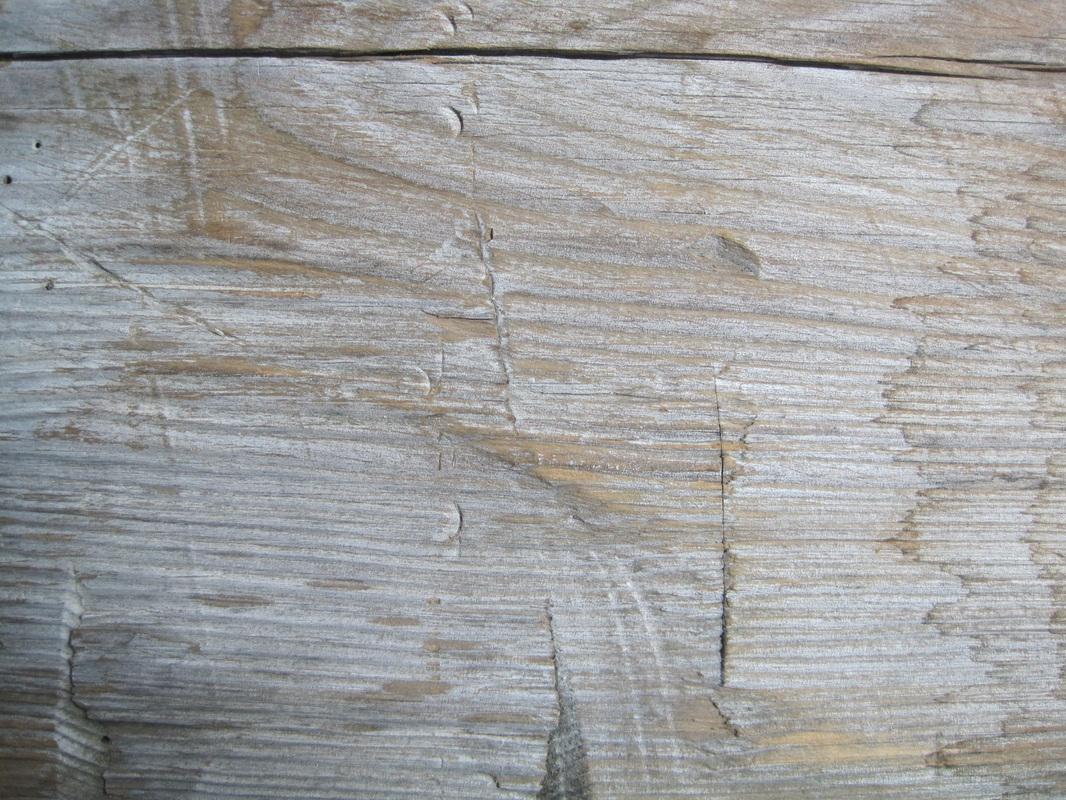 få trä att se ut som drivved
